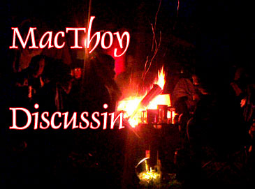 Clan Macthoy Discussion Forum